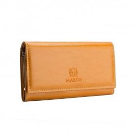 Skórzana portmonetka firmy MARCO PD-62B